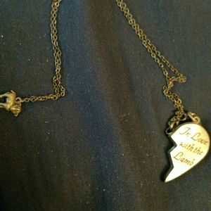 Twilight Saga collectable magnetic Necklace